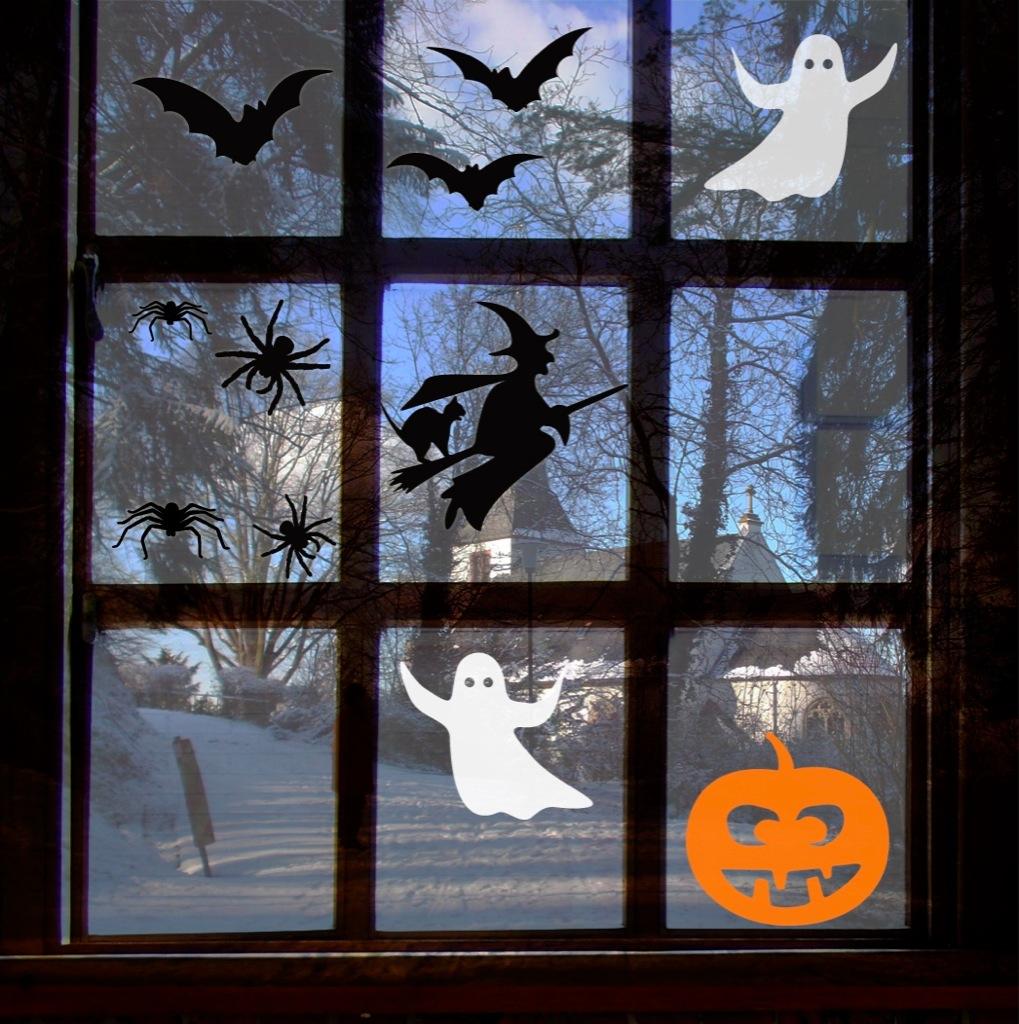 Как сделать украшения к хэллоуину