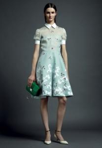 Платье в военные годы фото