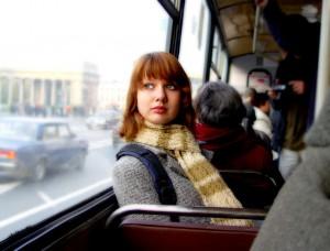 знакомство в транспорте