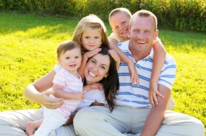 Счастливая семья – самое ценное с