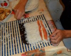 как приготовить суши
